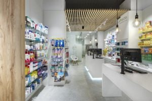 alarma para farmacia